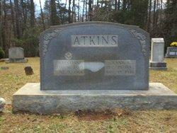 Jennie Alice <i>Simpson</i> Atkins