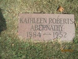 Kathleen <i>Roberts</i> Abernathy