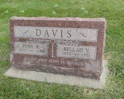 Beulah V Davis