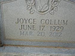 Joyce <i>Collum</i> Allen
