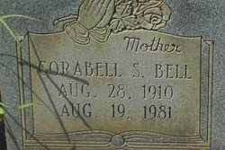 Corabell <i>Souther</i> Bell