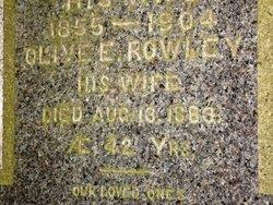 Olive E. <i>Rowley</i> Gallinger