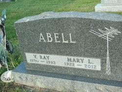 Mary Louise <i>Yeiter</i> Abell