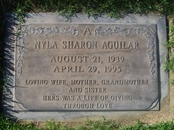 Nyla Sharon <i>Fisher</i> Aguilar