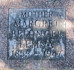 Margret <i>Belonger</i> Lemna