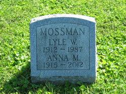 Anna M. Mossman