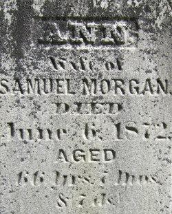 Anna <i>Kimball</i> Morgan