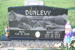 Mary Lee <i>Kollar</i> Dunlevy