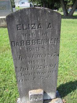 Eliza A. Benham