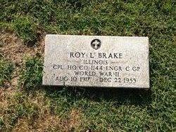 Roy Lawrence T. Brake