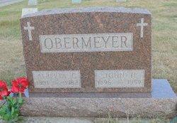 Alberta C. <i>Jenner</i> Obermeyer