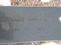 Damaso Martinez