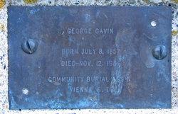 George Gavin