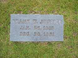 Frank W Justice