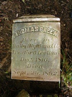 Thomas Breen