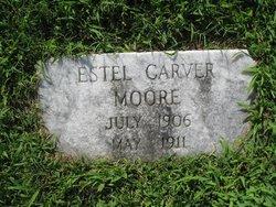 Estel Carver Moore