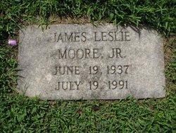 James Leslie Moore, Jr