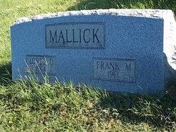 Frank M. Mallick