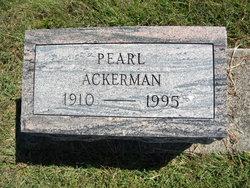 Pearl Ackerman
