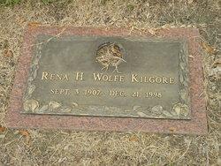 Rena H. <i>Wolfe</i> Kilgore
