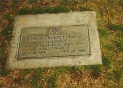 Edwin Pruitt Fagg