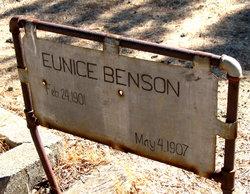 Eunice Benson