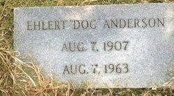 Ehlert <i>Doc</i> Anderson
