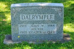 Gladys <i>Hennigar</i> Dalrymple