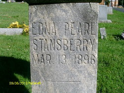 Edna Pearl <i>West</i> Stansberry Mike