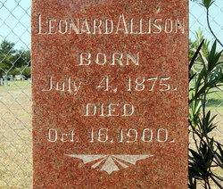 Leonard Allison