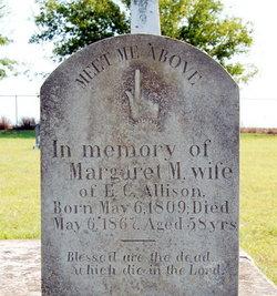 Margaret Matilda <i>Neely</i> Allison