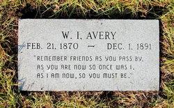 W. I. Avery