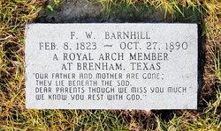 F. W. Barnhill