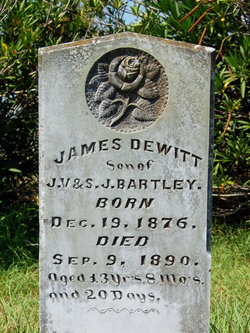 James Dewitt Bartley