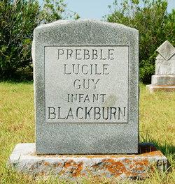 Infant Blackburn