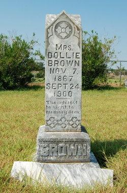 Dollie Alafair <i>Barnett</i> Brown