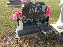 Phyllis L. <i>Parr</i> Holland