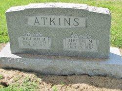 Hester Margaret Hettie <i>French</i> Atkins