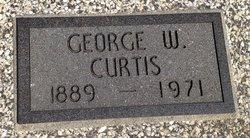 George W Curtis, Sr