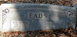 Clara Bell <i>Eiland</i> Eads