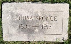 Louisa <i>Farmer</i> Sronce