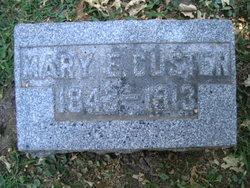Mary Emma <i>Church</i> Custer