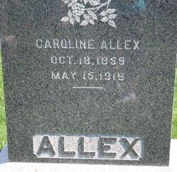 Caroline Allex
