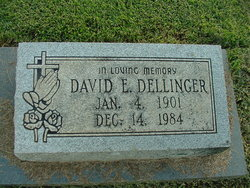 David Everette Dellinger