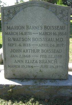Ann Eliza Branch