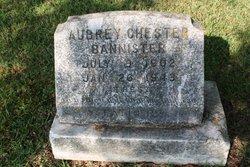 Aubrey Chester Bannister