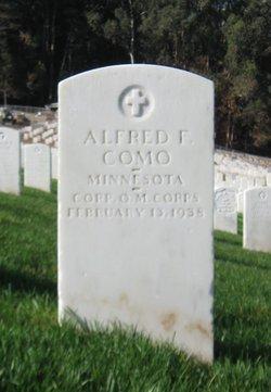 Alfred F Como
