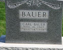 Carl Bauer