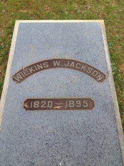 Wilkins W Jackson