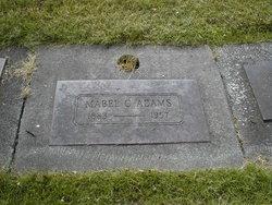 Mabel Clare <i>Case</i> Adams